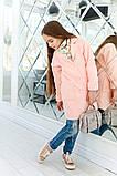 Прямое кашемировое пальто для девочки подростка, рост 134, 140, 146, 152. В наличии 4 цвета, фото 2