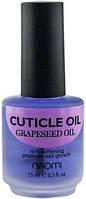 Масло для кутикулы и ногтей Naomi Cuticle Oil Grapeseed Oil (виноградная косточка), 15 мл