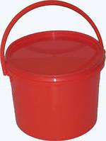 """Емкость-контейнер одноразовый для сбора медицинских отходов """"Киль-К"""", класс В (красный), 6л"""