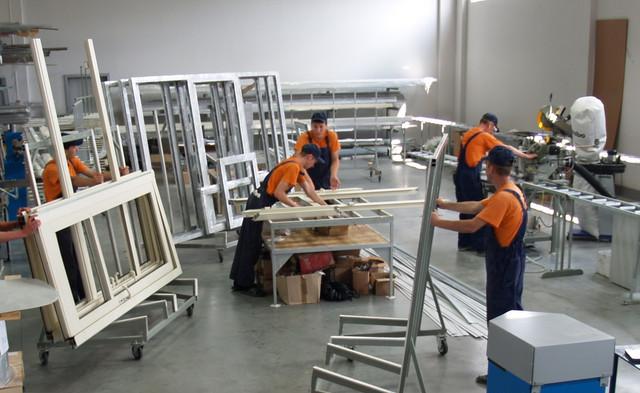 Изготовление и установка металлопластиковых конструкций