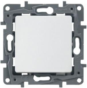 Legrand Etika Механизм переключателя перекрестного 1-клавишного белый