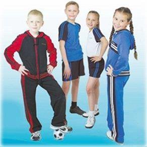 Спортивная детская одежда оптом в магазине Сенсорик