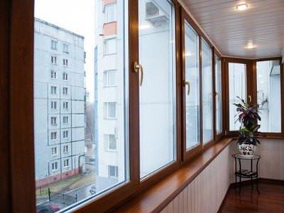 Реконтрукция и монтаж балконов