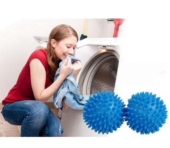 Картинки по запросу Мячики для стирки Dryer Balls 2 шт.