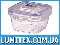 Контейнер пищевой FRESHBOX 275 мл квадратный пластиковый для хранения еды, продуктов