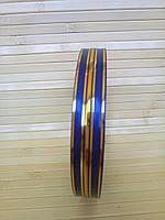 Лента для упаковки подарков 1,8см/50м Синяя
