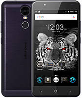 "UleFone Tiger black 2/16 Gb, 5.5"", MT6737, 3G, 4G"