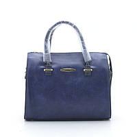 Женская деловая сумка Marino Rose синяя