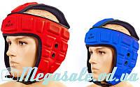 Шлем для борьбы (шлем для единоборств) Zel 4539, 2 цвета: M/L/XL, фото 1