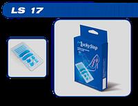 Клейкие подушечки для стопы Lucky Step LS 17