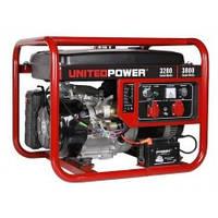 Однофазный бензиновый генератор UNITED POWER GG4500E