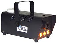 Генератор дыма Free Color SM025 LED FOG MACHINE 500 W
