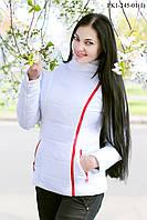 Стильная женская куртка демисезонная ПК1-245 (р.44-54), фото 1