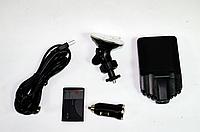 Видеорегистратор автомобильный DVR 198 UKC 6002  мини-USB TFT 2,5''