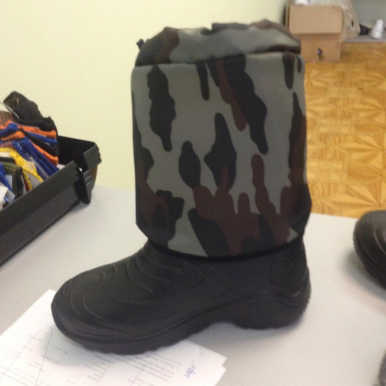 Термо-сапоги утепленный Охотник. Рабочая обувь  продажа, цена в ... 69776391e45
