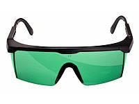 Очки Bosch для наблюдения за зеленым лазерным лучом