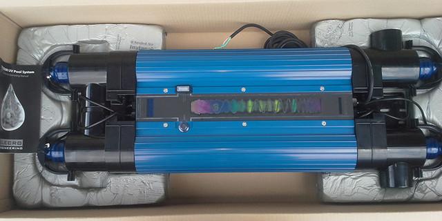 Ультрафиолетовая установка для бассейна Elecro Spertrum UV–S