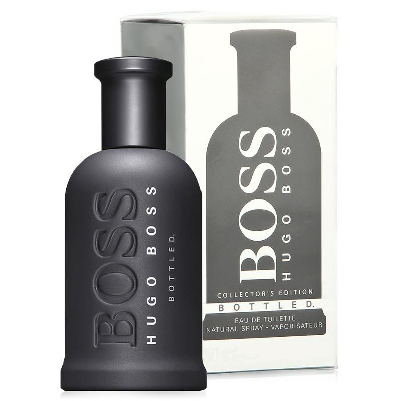 hugo boss boss bottled collector 39 s edition. Black Bedroom Furniture Sets. Home Design Ideas
