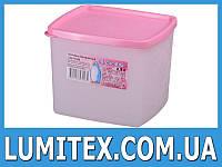 Контейнер пищевой ARTIC BOX 0,9 литра пластиковый для хранения еды, продуктов