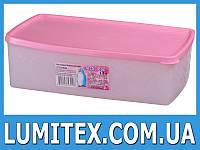 Контейнер пищевой ARTIC BOX 1,3 литра пластиковый для хранения еды, продуктов