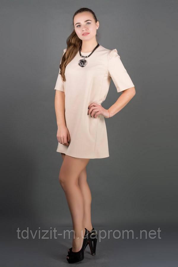 Платье  Olis Style Блуми (44-52) - Одежда оптом и в розницу от производителя. Интернет-магазин Визит М в Харькове