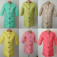 Модная женская куртка пальто  (42-48), доставка по Украине