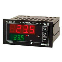 ТРМ201. Измеритель-регулятор одноканальный с RS-485