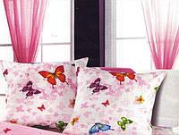 Ткань для детского постельного белья, бязь Красотки компаньон