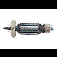 Якорь болгарки ELTOS 180 длина общая 203 мм, каркас диаметр 49 мм