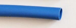 Термоусадочная трубка с клеевым слоем ТСК d  6,4 синяя