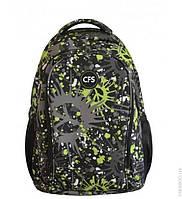 """Креативный молодежный рюкзак для школы и города мальчикам (8+)""""Peace""""  (CF85617) разноцвет"""