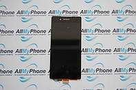 Дисплейный модуль для Sony E6533 Xperia Z3+ DS / E6553 Xperia Z3+ / Xperia Z4 черный