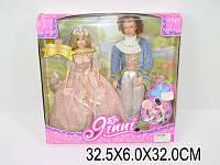 """Кукла типа """"Барби с Кеном"""", 2 вида, в кор.32х6х32 /24-2/"""