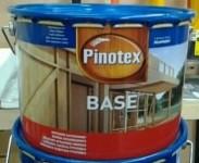 Грунт Pinotex Base для древесины 10л.