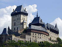 В замке Карлштейн начинается туристический сезон