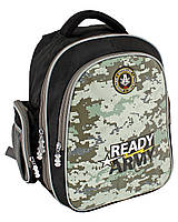 "Школьный ранец CF85833 ""Ready Army"" EVA фасад Cool For School"