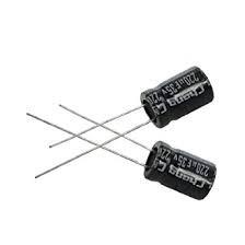 Конденсатор электролит.35V 220UF 8*12 мм