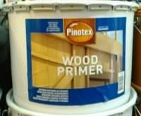 Грунт PINOTEX WOOD PRIMER водный, 10 л. Доставка Новой Поштой бесплатно.