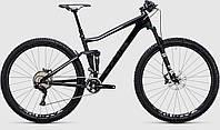 Велосипед CUBE Stereo 120 HPC Race