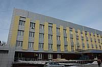 Производство и установка вентилируемых фасадов