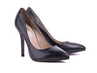 """Туфли  """"Violeta"""" № 50-15 черн. 36-41 р.р.Оптом."""