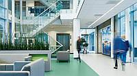 Коммерческий гомогенный линолеум Forbo Sphera Element  (Швеция) для офисов, банков, бутиков, детских садиков