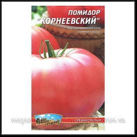 """Семена помидора евро пакет """"Корнеевский"""" 0,3 гр"""