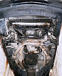 Защита картера двигателя, кпп BMW (БМВ) 7 (E65;66)  2001-2008, фото 7