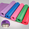 Коврик-мат для йоги и фитнеса OSPORT  из вспененного каучука (NBR) , фото 7