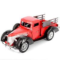 Модель автомобиля пикапа красный 7206-1