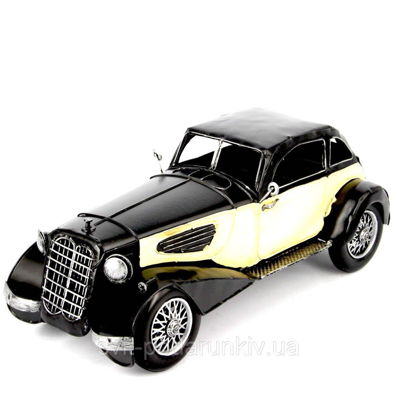 Модель автомобиля ретро CJ110503