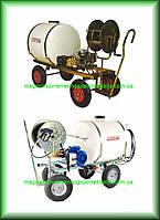 Опрыскиватели высокого давления для теплиц Wanjet HP-300 и Wanjet HP-110