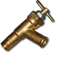 Краник сливной системы охлаждения , отопления ,вентилятора  КР 29