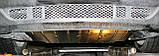 Защита картера двигателя, кпп BMW (БМВ) 7 (E65;66)  2001-2008, фото 10